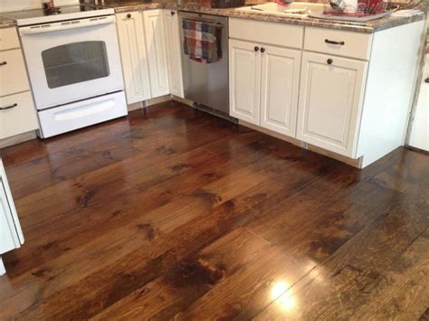 Best Laminate For Kitchen Floors How Do You Reface Kitchen Cabinets From Lowes Ikea In Bathroom Locks Amish Dark Stained Wood Upgrading