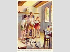 The Treasure Hunters by Enid Blyton