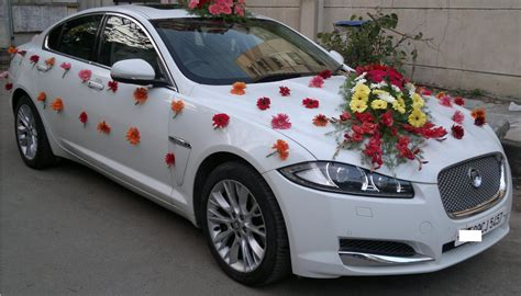 wedding car decoration 24 flowers delivery gurgaon