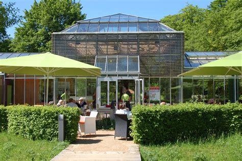 Palmenhauscafé Im Stadtpark Gütersloh  Botanischer Garten