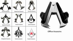 Office Assassin   Assassin's Creed Logo   Know Your Meme