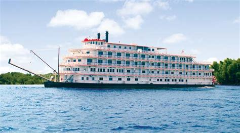Mississippi Queen Riverboat Cruises by Four More For American Cruise Lines Maritime Matters