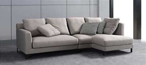 canap 233 d angle tissu gris au meilleur prix