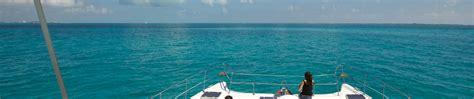 Private Catamaran Isla Mujeres by Private Catamaran To Isla Mujeres Journey Mexico