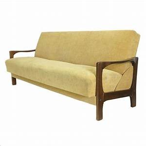Retro Sofa Kaufen : gelbes vintage sofa bei pamono kaufen ~ Markanthonyermac.com Haus und Dekorationen