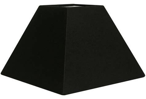 abat jour pyramide noir metropolight vente en ligne abat jour forme pyramidale noir