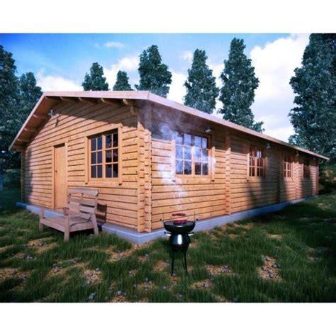 chalet en bois 100m2 madrier 90 mm achat vente abri jardin chalet chalet en bois