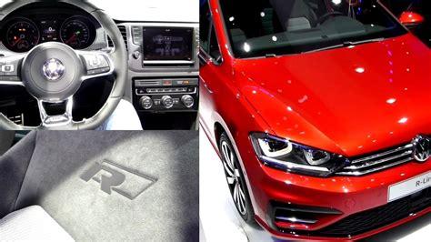 2016 vw golf sportsvan 1 4 r line exterieur interieur in