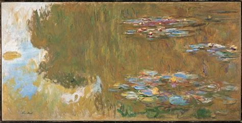 five claude monet water paintings come to tate liverpool tate