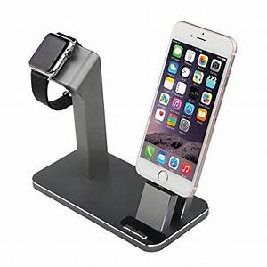Apple Iphone 5s Docking Station : apple iwatch stand iphone dock aluminum charging charger stand dock station for apple watch ~ Markanthonyermac.com Haus und Dekorationen