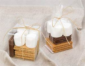 How to make a S'mores kit wedding or party favor | ClearBags