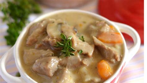 recette de blanquette de veau 224 l ancienne