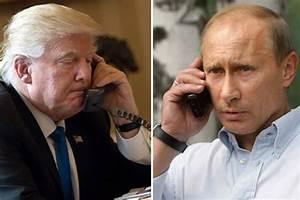 Vladimir Putin and Donald Trump discuss threat of nuclear ...