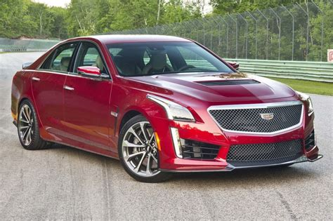 2018 Cadillac Ctsv Release Date And Redesign  2019 Car
