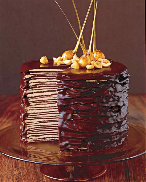 chocolate crepe cake darkest chocolate crepe cake