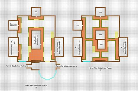 modern houses minecraft blueprints architectuur