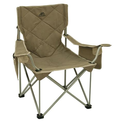 alps mountaineering king kong chair khaki