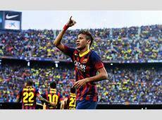 Barcelona 21 Real Madrid Neymar upstaged Messi and Ronaldo