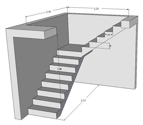 escalier balanc 233 palier 233 chapp 233 e