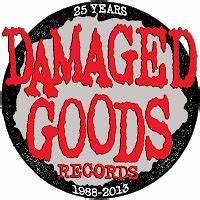 Retro Man Blog: The Damaged Goods Records Story Part 2: A ...