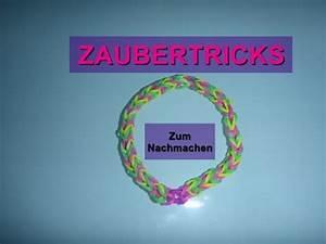 Tricks Zum Nachmachen : loom bands armband zaubertricks einfach zum nachmachen anleitung youtube ~ Markanthonyermac.com Haus und Dekorationen