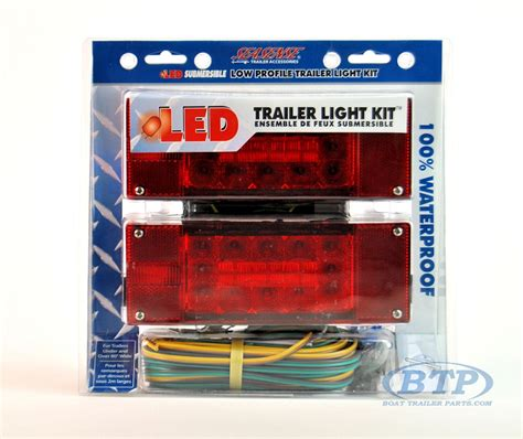 Boat Trailer Light Kit by Led Submersible Boat Trailer Light Kit Low Profile
