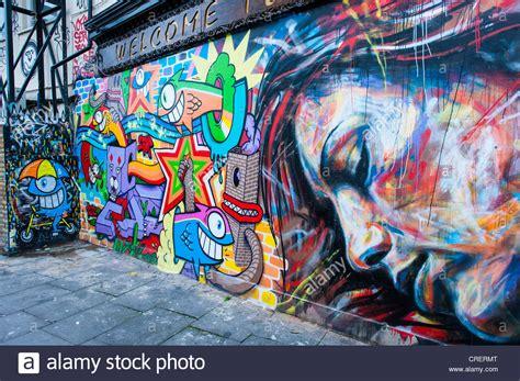 east end brick area graffiti