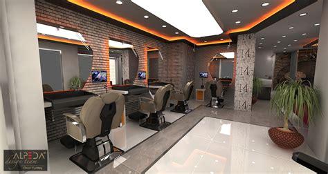 coiffure salon design by onur yurttas at coroflot