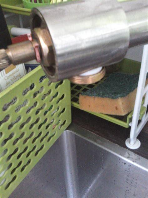 changer le joint d un robinet de cuisine