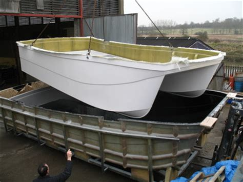 Plastic Catamaran Hull by Why Choose A Colne Catamaran Over Other Cats Fafb