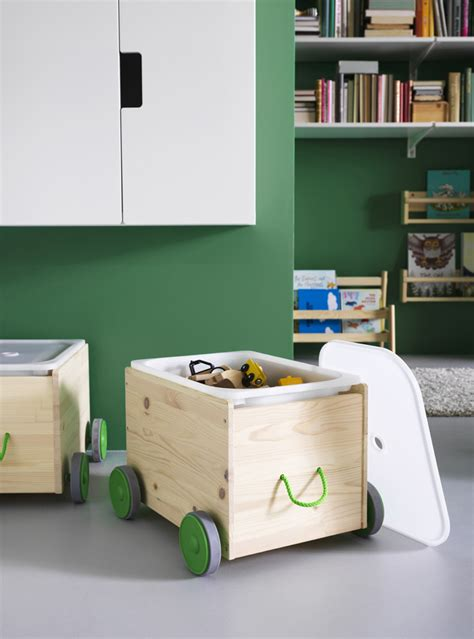 Ikea's Storage Solutions For Kids  Petit & Small