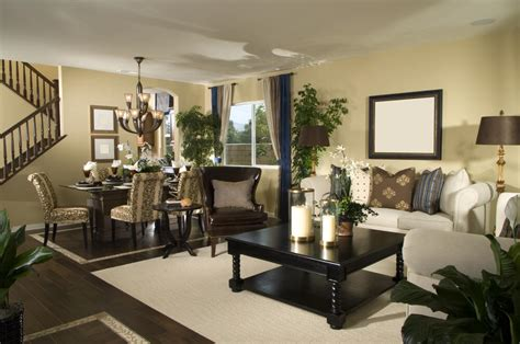 75 Formal Casual Living Room Designs Furniture, Dark Floor Dining Room Lounge Mission Set Great Colors Gold Bill Gates Home Decor Ideas Shelves For Kitchen Lighting
