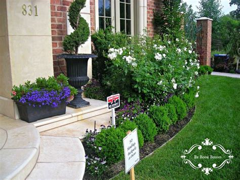Flower Beds Front Yard Home Design Ideas Dokity