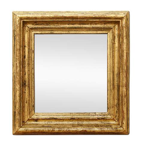 miroir bois dor 233 ancien moulure patin 233 vieilli