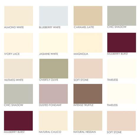 pin dulux paint colour chart on