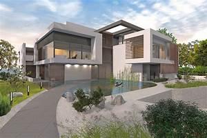 Moderne Häuser Mit Grundriss : moderne h user bauen haus dekoration ~ Markanthonyermac.com Haus und Dekorationen