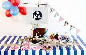 Deko Ideen Kindergeburtstag : tolle deko f r eine gelungene piratenparty wundermagazin ~ Whattoseeinmadrid.com Haus und Dekorationen