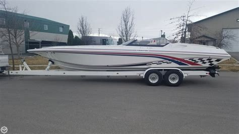 Used Fountain Boats by Used Fountain 32 Fever Boats For Sale Boats