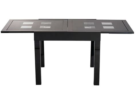 table a manger wenge conforama
