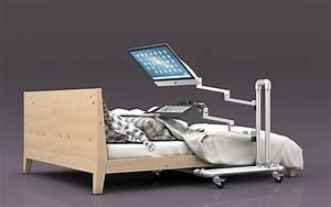 Bett Tisch Selber Bauen : bester monitorst nder h henverstellbar neigbar und ergonomisch ~ Markanthonyermac.com Haus und Dekorationen