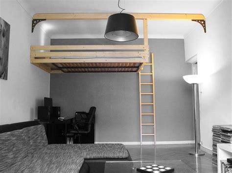 lit mezzanine sur mesure s il n y a pas de poutre pour point d attache solide construire une