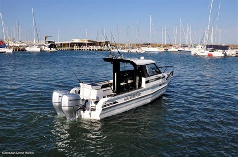 Boats Online Stabicraft by New Stabicraft 2600 Supercab Power Boats Boats Online
