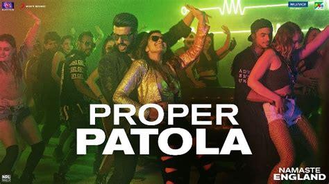Proper Patola Nakhra Ae Swag Lyrics- Badshah, Diljit