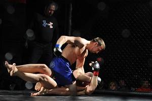 MMA fight night is a knockout > Seymour Johnson Air Force ...