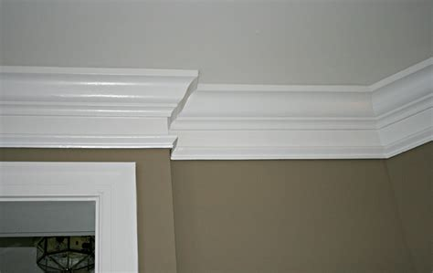 Crown Molding installation by Deacon Home Enhancement