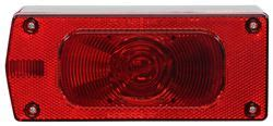 Trailstar Boat Trailer Tail Lights by Replacement Tail Light Lens For Tracker Trailstar Trailer
