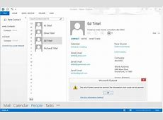 Interesting Adventures with iCloud and Outlook 2013 Ed