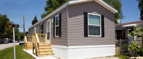 One Bedroom Mobile Home For Sale  Chief Mobile Home Park