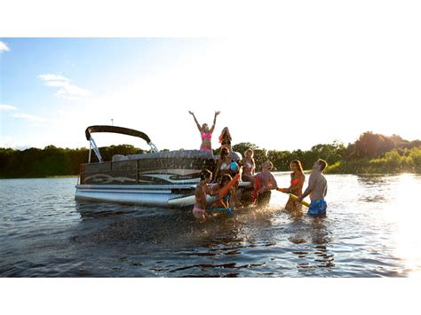 Pontoon Boat Quick Loader by Premier Boats For Sale In Washington