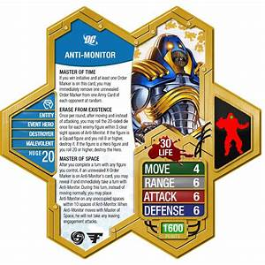 The Book of Anti-Monitor - Heroscapers